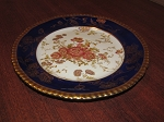 William Alsager Adderley & Co. Dinner Plate