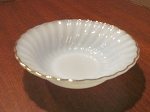 Anchor Hocking Glass Co Fire King Coupe/Cereal Bowl Golden