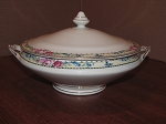 T.W. Barlow & Son Ltd Coronation Ware Covered Serving Dish