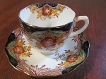 Shore & Coggins Bell China Teacup & Saucer