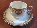 L. Bernardaud & Co Limoges Teacup & Saucer