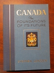 CANADA - The Foundations Of Its Future - 1941