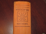Wah'Kon-Tah The Osage And The White Man's Road by John Joseph Mathews - First Edition 1932