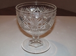 Bryce, Mckee & Co. Pressed Glass Spooner