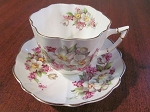 Cartwright & Edwards Victoria Teacup & Saucer