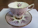 Clare China Co. Teacup & Saucer