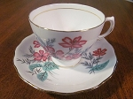 Colclough Bone China Teacup & Saucer