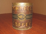 Dominion Stores Rich Mello Coffee Tin