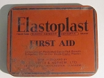 Elastoplast Smith & Nephew First Aid Tin - England