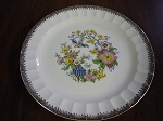 Cronin China Co. Dinner Plate