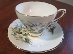 Hudson & Middleton Ltd Delphine Teacup & Saucer