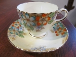 J.H. Middleton & Co Delphine Teacup & Saucer