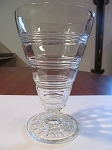 Hocking Glass Co Crystal 5 1/2