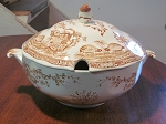 Furvinals Ltd Tureen Brown