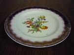 A.E. Gray & Co Gray's Pottery Dinner Plate