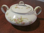 Theodore Haviland Lidded Sugar Bowl