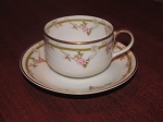 Theodore Haviland Teacup & Saucer