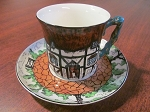 John Maddock & Sons Ltd Teacup & Saucer