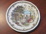 Price & Kensington Pottery Ironstone Bread & Butter Plate