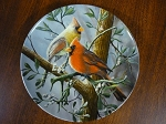 Edwin M. Knowles Collector Plate