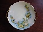 Tressemann & Vogt T&V Limoges Handled Serving Plate
