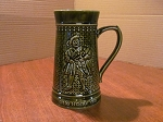 Lord Nelson Pottery Co. Porcelain Stein