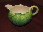 Made in Czechoslovakia Leaf Ware 24 oz Pitcher