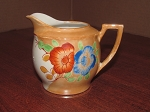 Made In Japan Lusterware 10 oz Creamer - Japan