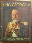 The Life Of King George V - A History - Soft Cover - 1936