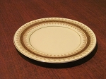 New Hall Pottery Co. Bread & Butter Plate