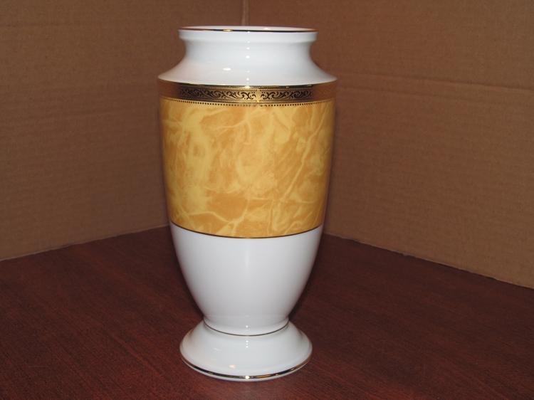 Noritake Contemporary Fine China Vase Majestic