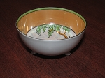 Noritake Morimura Luster Ware Footed Bowl - Japan
