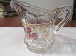 Northwood Glass Co Pitcher