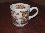 Ridgway Potteries Ltd Coaching Days Mug