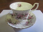 Royal Albert Ltd Teacup & Saucer