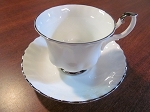 Thomas C. Wild & Sons Royal Albert Teacup & Saucer