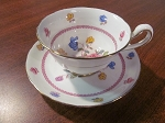 New Chelsea China Co Royal Chelsea Teacup & Saucer