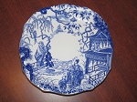 Royal Crown Derby Porcelain Co Luncheon Plate
