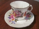 Hudson & Middleton Ltd Royal Sutherland Teacup & Saucer