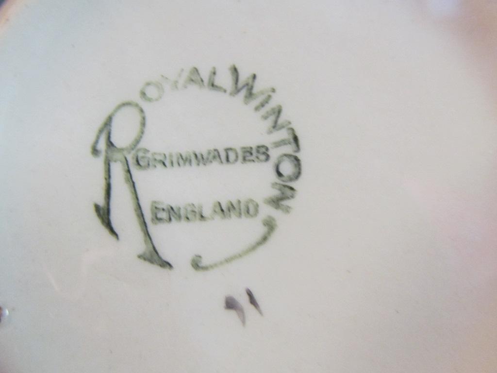 royal winton china collectibles