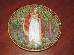 Royal Worcester Orchard Collection Plate