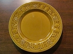 Royal Worcester Crown Ware Salad Plate