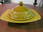 Royal Worcester Crown Ware Lidded Serving Dish
