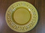 Royal Worcester Crown Ware Bread & Butter Plate