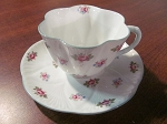 Shelley Potteries Ltd Teacup & Saucer