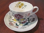 W.T. Copeland & Sons Spode Teacup & Saucer