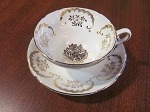 Charles Amison & Co Stanley Fine Bone China Teacup & Saucer