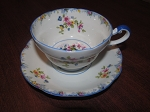 Star China Co. Paragon Teacup & Saucer