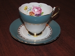 Hudson & Middleton Ltd Sutherland China Teacup & Saucer