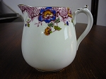 George Jones & Sons Swansea Bone China Creamer